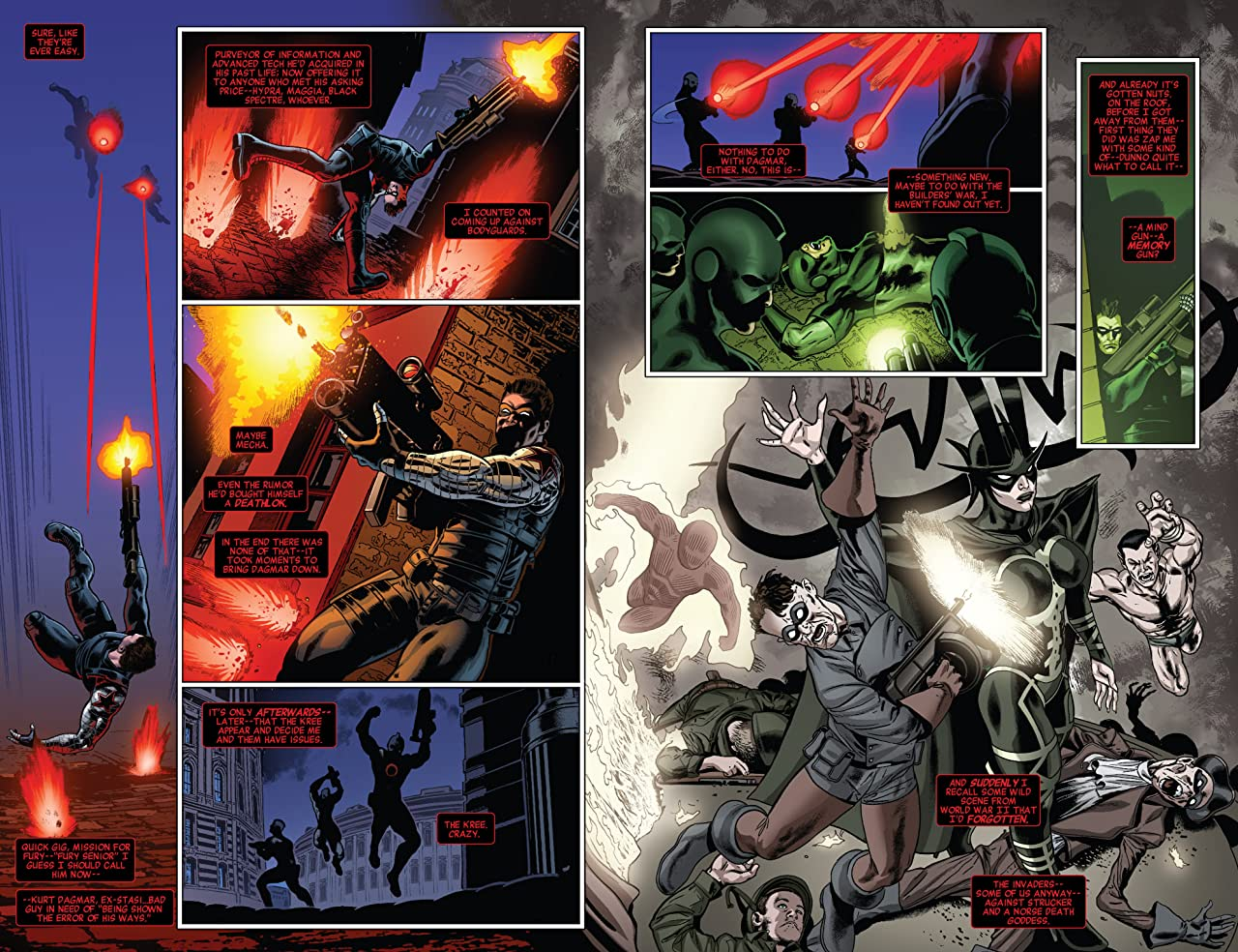 All-New Invaders (2014-2015) #2