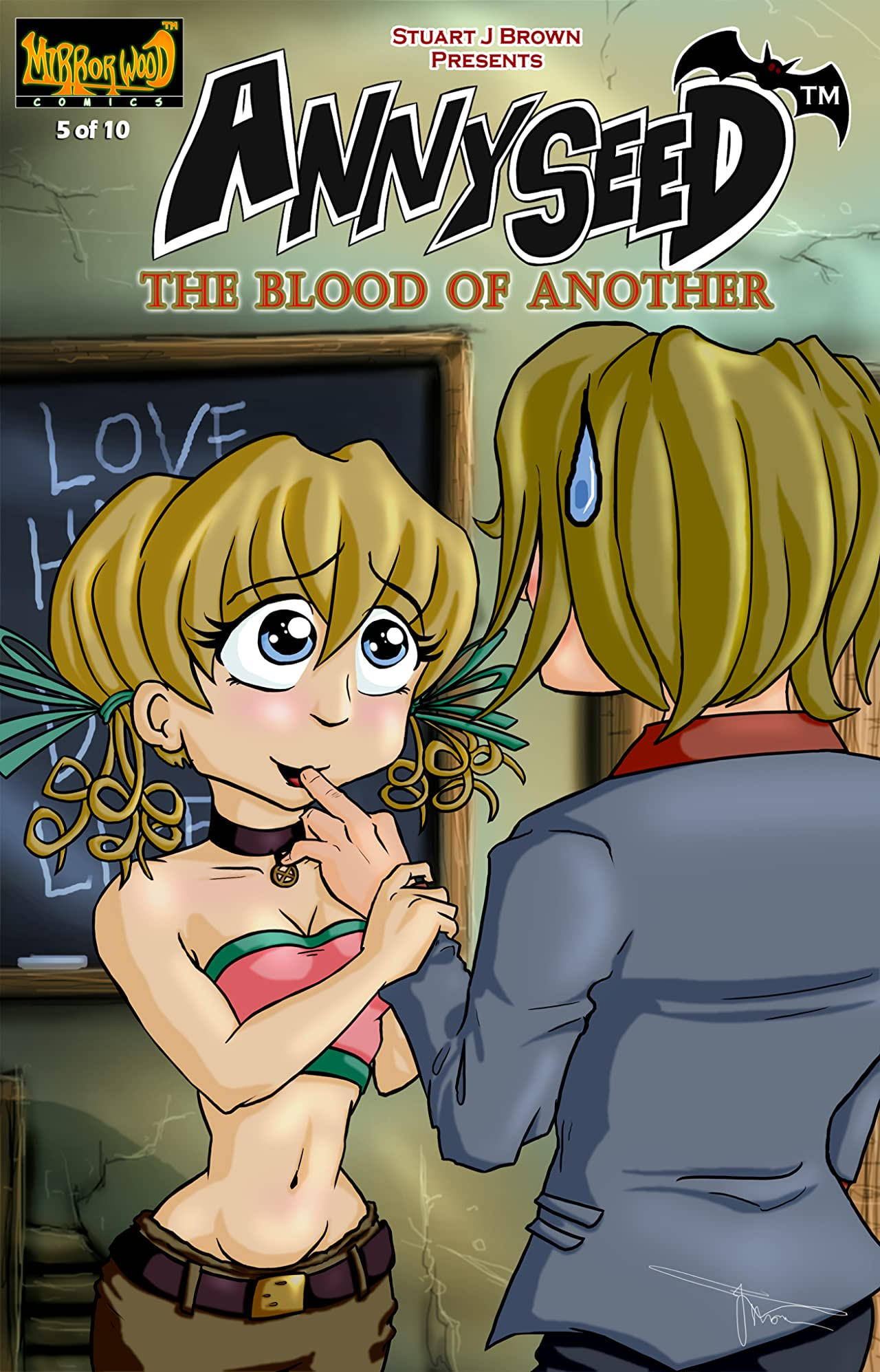 Annyseed - the Blood of Another #5
