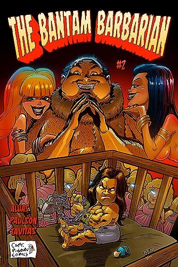 The Bantam Barbarian #2
