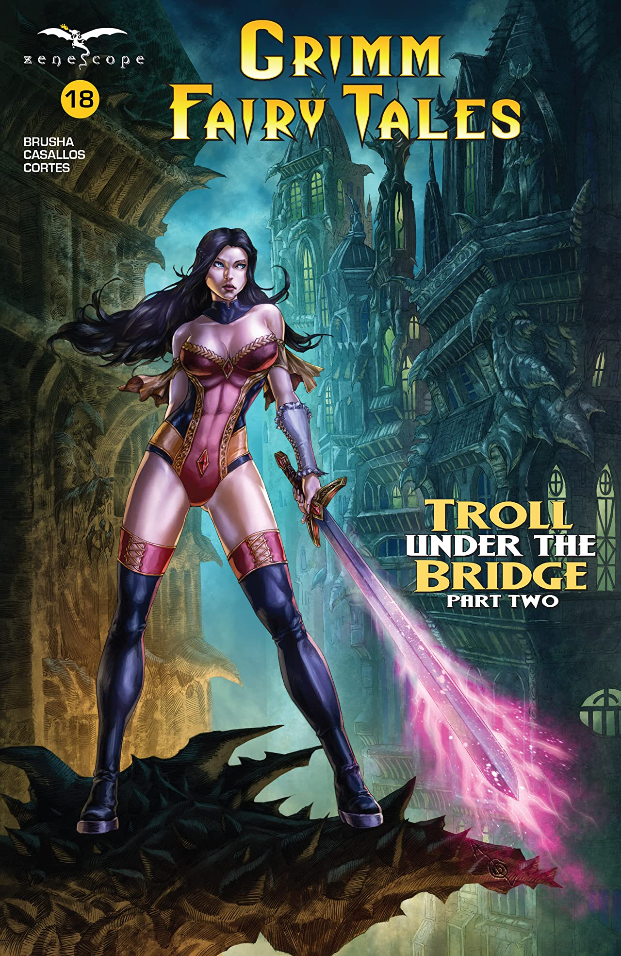 Grimm Fairy Tales Tome 2 No.18