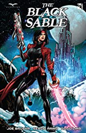The Black Sable Vol. 1