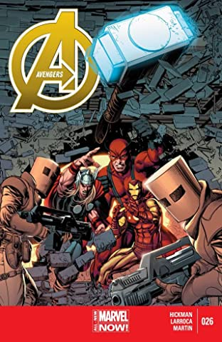 Avengers (2012-2015) No.26