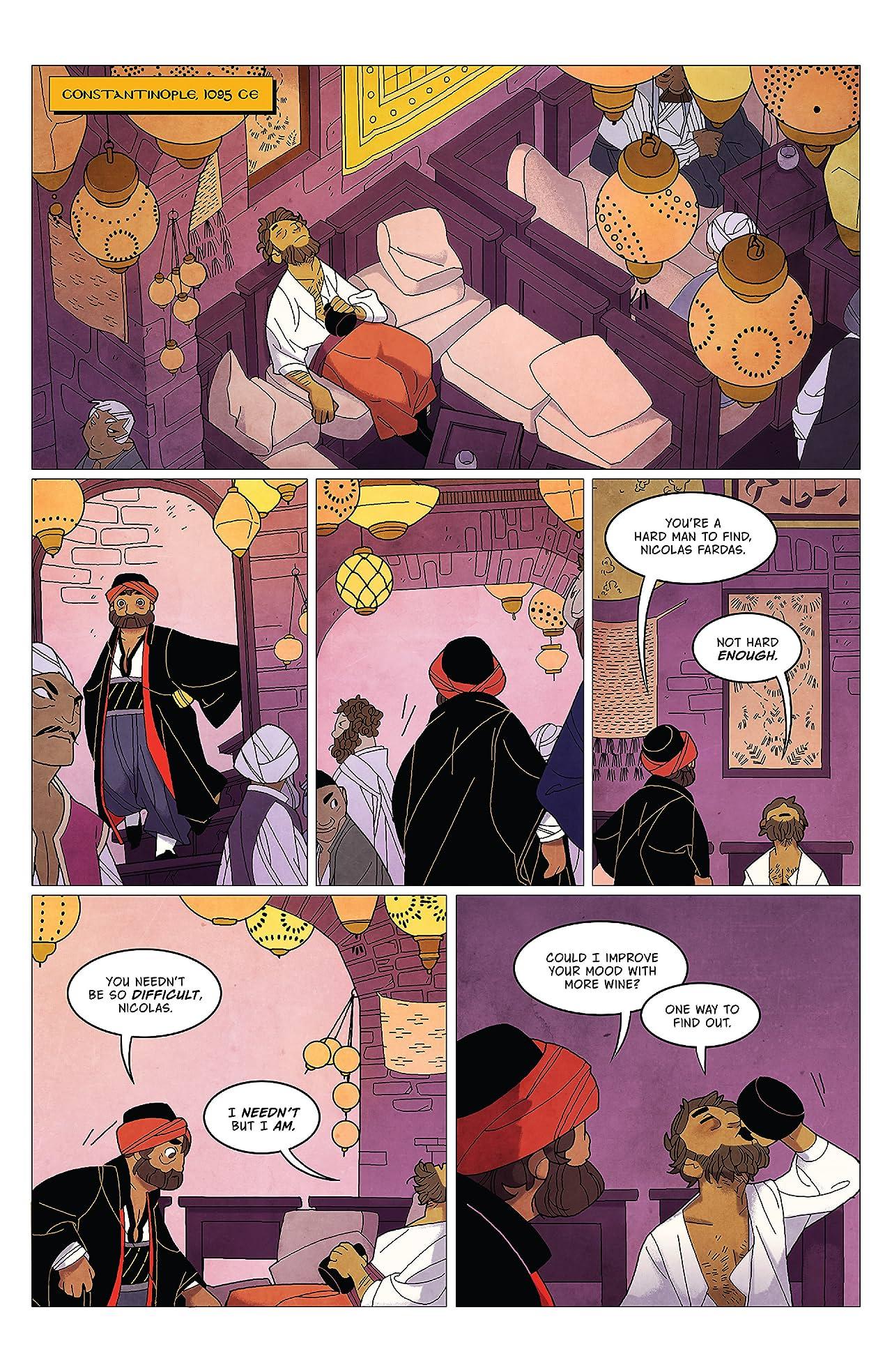 Real Science Adventures: The Nicodemus Job #1