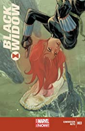 Black Widow (2014-2015) #3