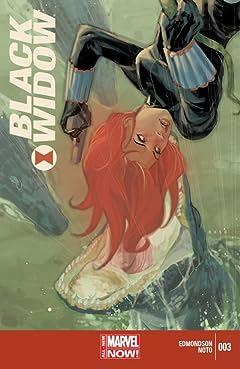 Black Widow (2014-2015) No.3