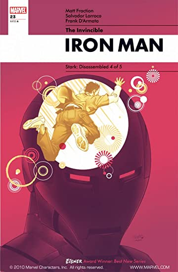 Invincible Iron Man (2008-2012) #23