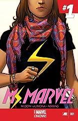 Ms. Marvel (2014-) #1