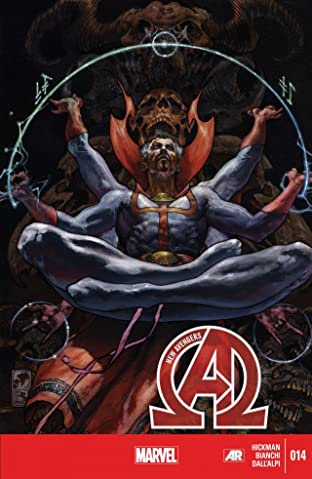 New Avengers (2013-2015) No.14