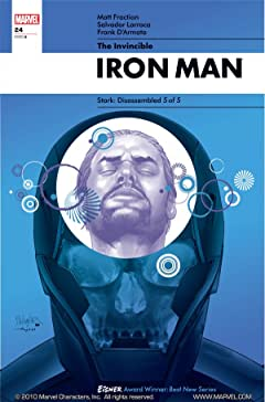 Invincible Iron Man (2008-2012) #24