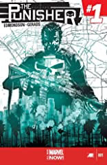 The Punisher (2014-) #1