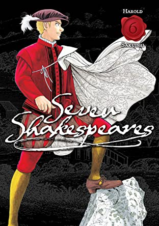 Seven Shakespeares (comiXology Originals) Tome 6