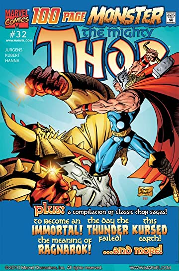Thor (1998-2004) #32