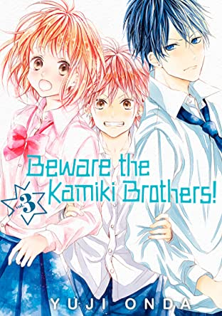 Beware the Kamiki Brothers! Vol. 3