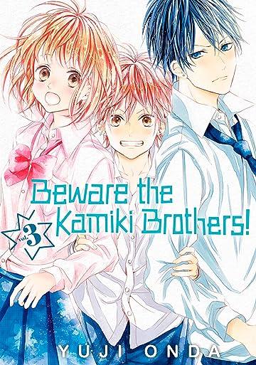 Beware the Kamiki Brothers! Vol. 3