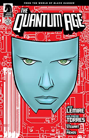 Quantum Age: From the World of Black Hammer No.3