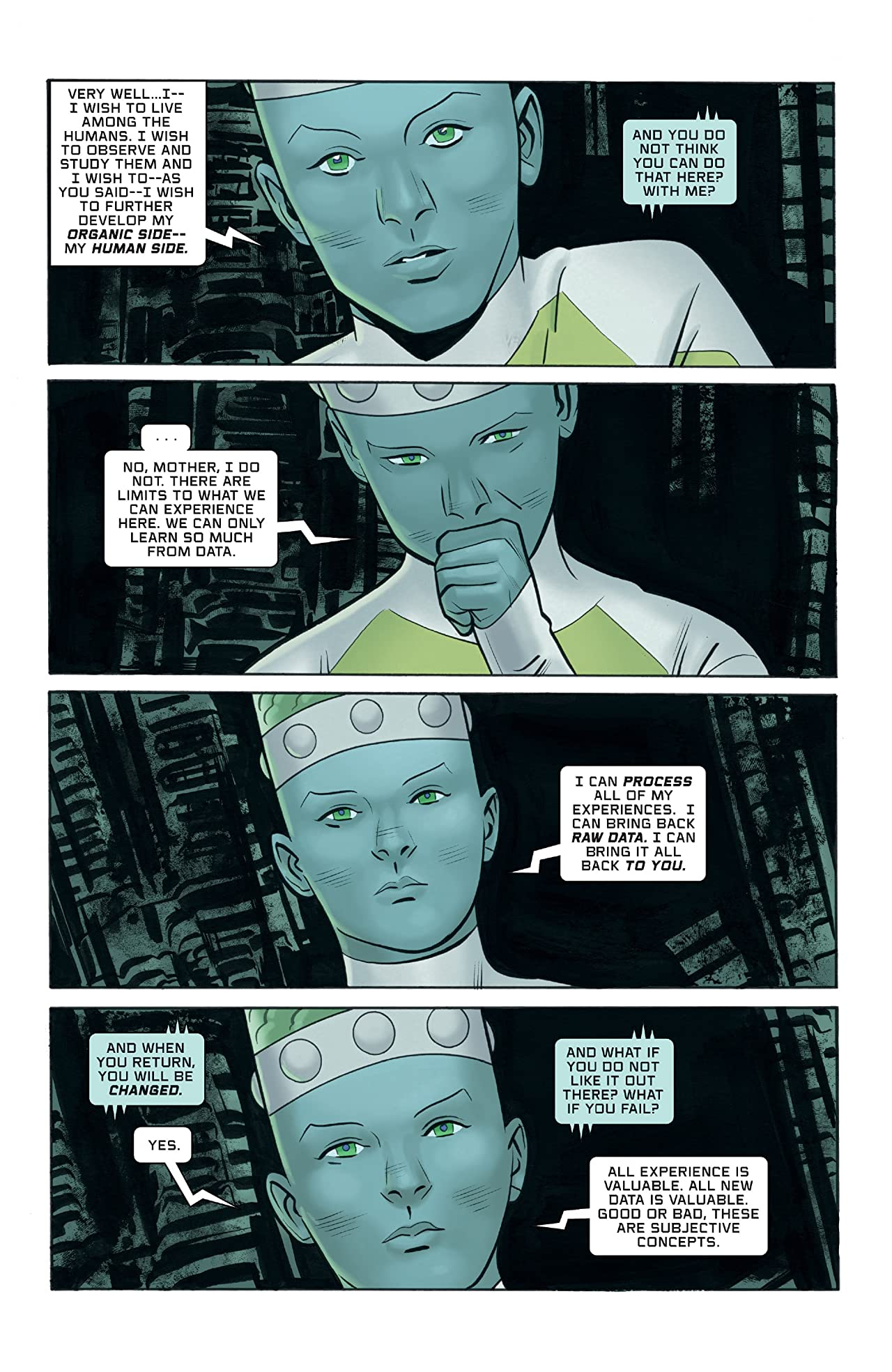 Quantum Age: From the World of Black Hammer #3