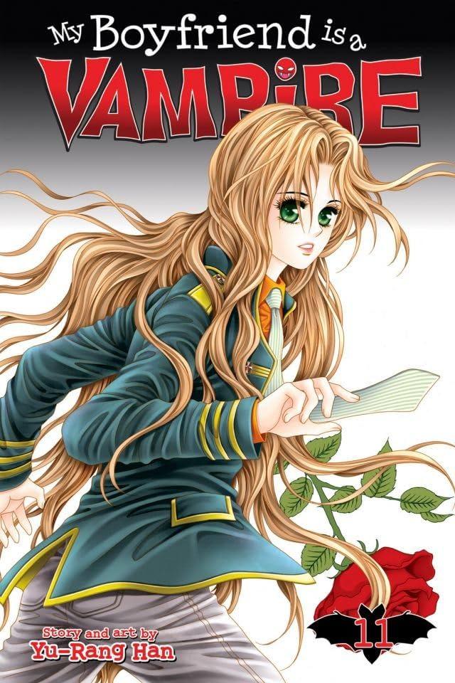 My Boyfriend Is A Vampire Vol. 11