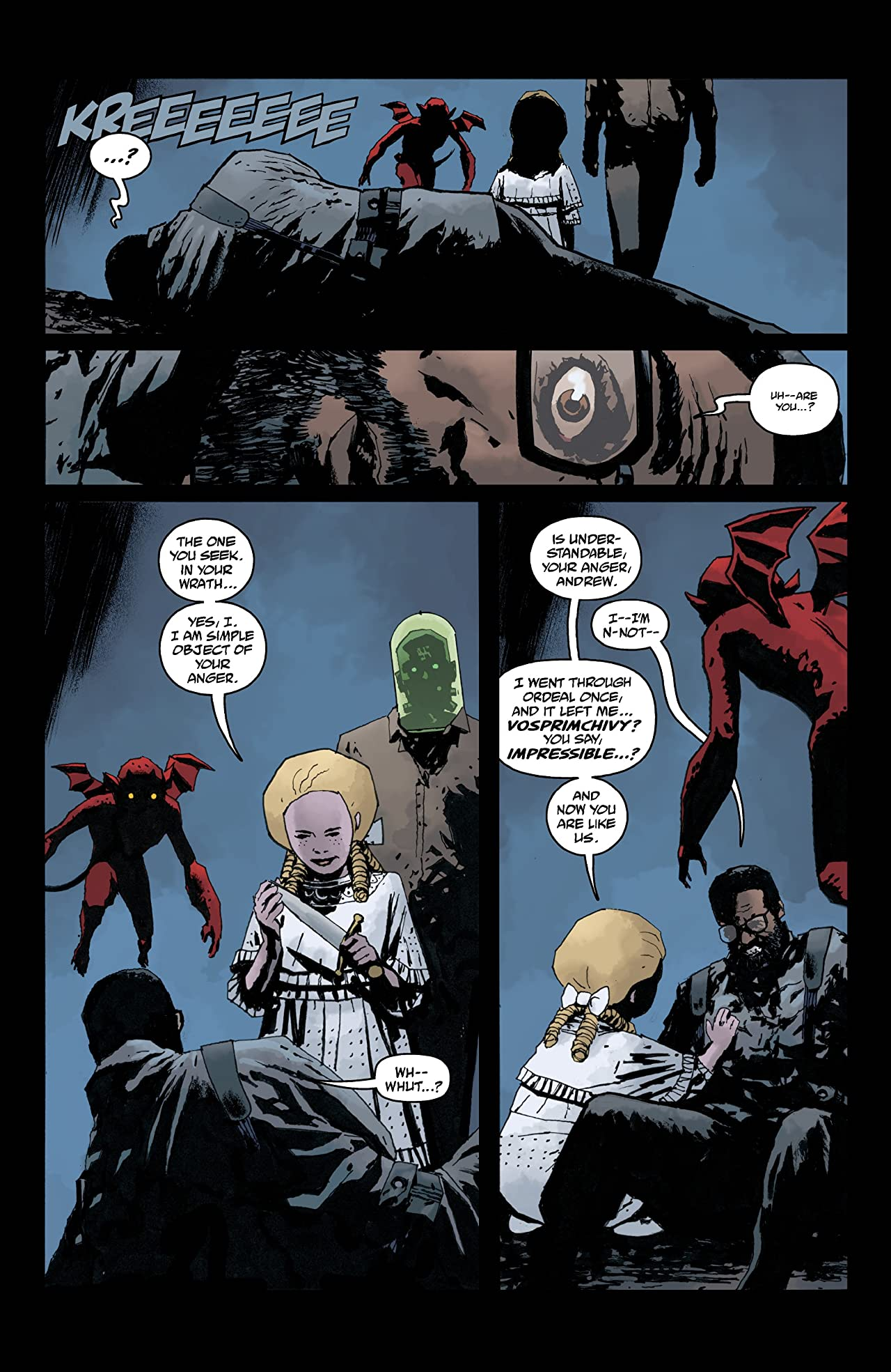 B.P.R.D.: The Devil You Know #10