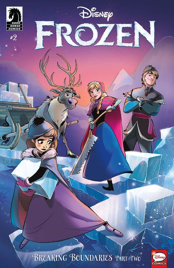 Disney Frozen: Breaking Boundaries #2