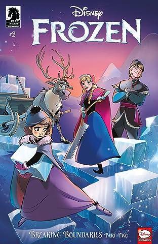 Disney Frozen: Breaking Boundaries #2