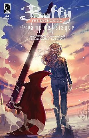 Buffy the Vampire Slayer Season 12: The Reckoning #4