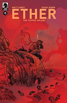 Ether: Copper Golems #5