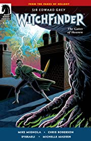 Witchfinder: The Gates of Heaven No.5