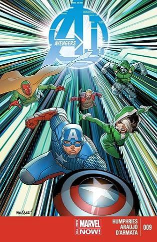 Avengers A.I. (2013-) #9