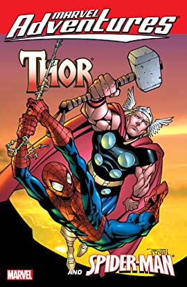 Marvel Adventures Thor/Spider-Man
