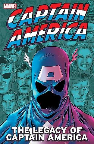 Captain America: The Legacy Of Captain America
