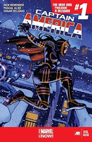 Captain America (2012-) #16.NOW