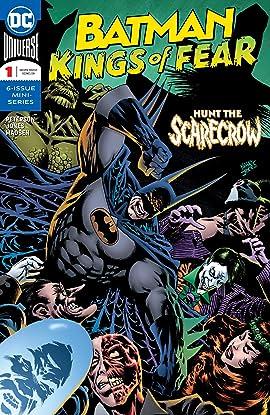 Batman: Kings of Fear (2018-2019) #1