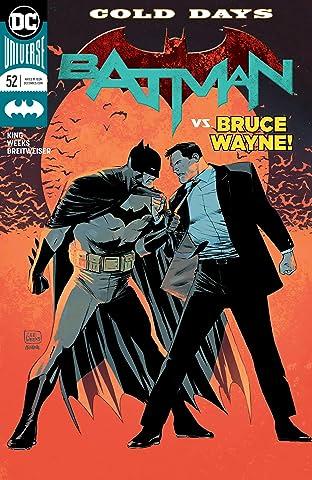 Batman (2016-) #52