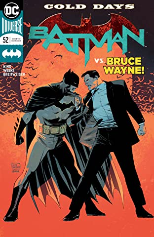 Batman (2016-) No.52