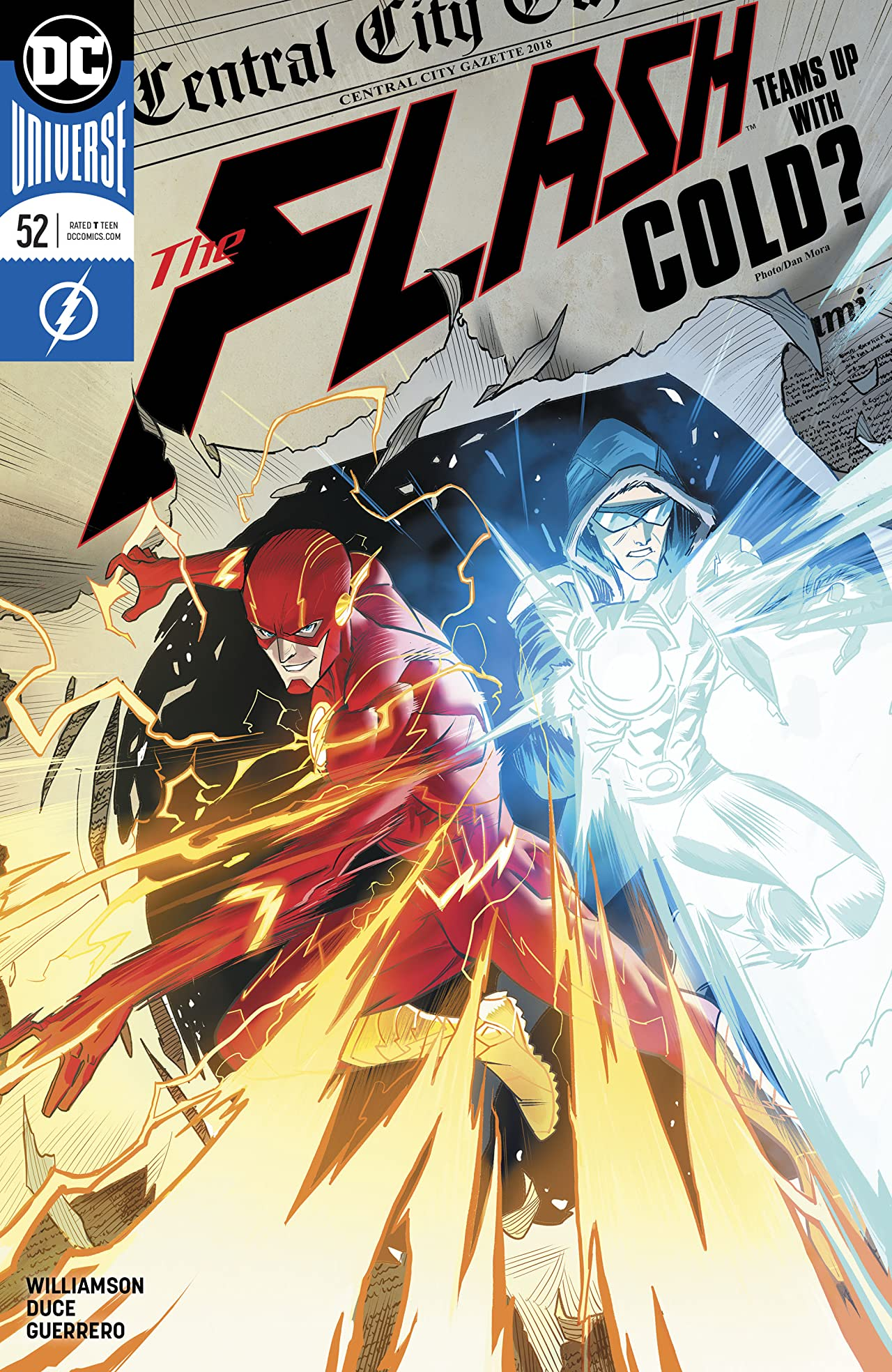 The Flash (2016-) No.52