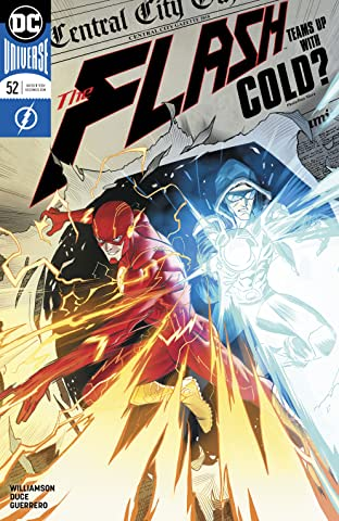 The Flash (2016-) #52