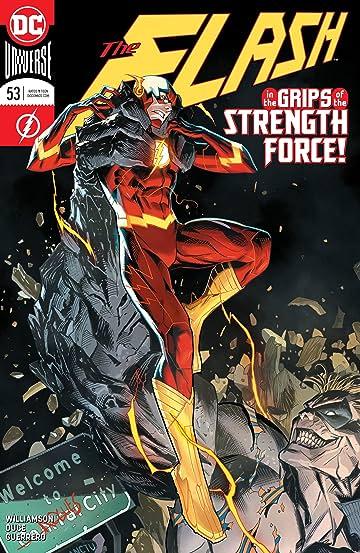 The Flash (2016-) #53