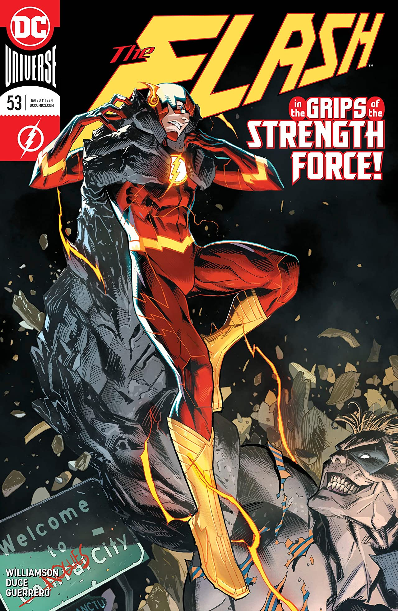 The Flash (2016-) No.53