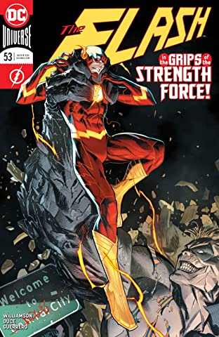 The Flash (2016-) #53