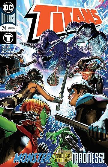 Titans (2016-) #24