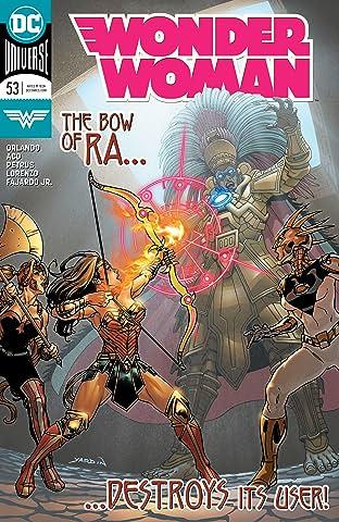 Wonder Woman (2016-) #53