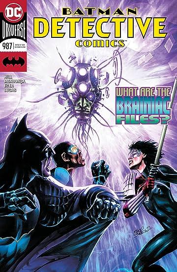 Detective Comics (2016-) #987