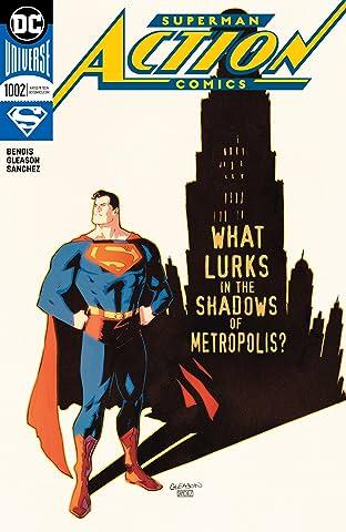 Action Comics (2016-) #1002