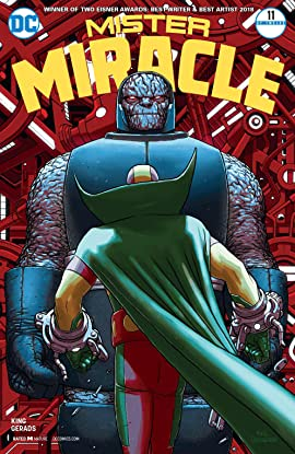Mister Miracle (2017-2019) #11