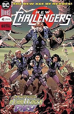 New Challengers (2018-) #4