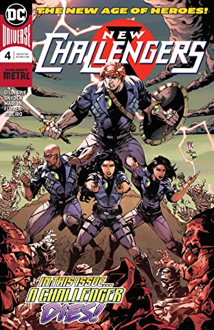 New Challengers (2018-) #4