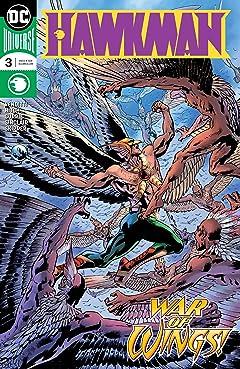 Hawkman (2018-) #3