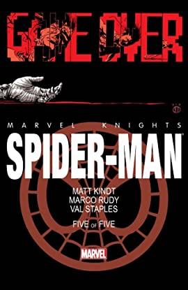 Marvel Knights: Spider-Man (2013-2014) #5 (of 5)