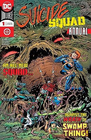 Suicide Squad (2016-) Annual #1