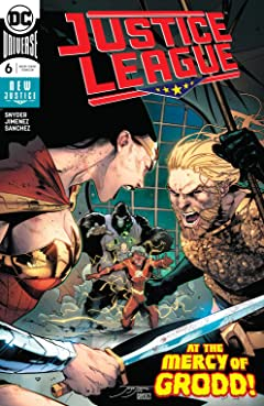 Justice League (2018-) No.6